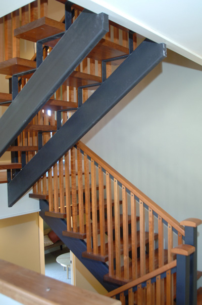 Lighting Basement Washroom Stairs: The Vistas At Sunrise
